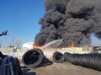 HıZıR - Pendik'te Korkutan İş Yeri Yangını