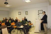 HACETTEPE - Prof. Dr. Ali Kandemir, Erzincan Ve Çevresindeki Endemik Bitkileri Anlattı