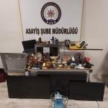 KOL SAATI - Samsun'da 9 Hırsızlık Olayına Karışan Şahıs Yakalandı