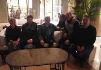 A MİLLİ FUTBOL TAKIMI - Şenol Güneş'ten Süper Lig Takımlarına Ziyaret