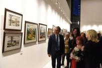TÜRKAN ŞORAY - Türkan Şoray'da Yılın İlk Sergisi Açıldı