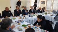 TARAFSıZLıK - Vali Gürel Gazetecilerle Bir Araya Geldi