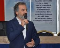 DEMOKRATİKLEŞME - Yıldırım, Çalışan Gazeteciler Gününü Kutladı