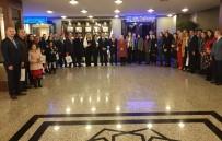 ERSIN YAZıCı - Balıkesir'de Görev Yapan Mülki Amirler Toplandı