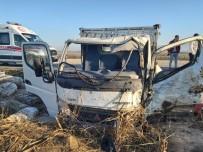 Balıkesir'de Trafik Kazası Açıklaması 1 Ölü, 3 Yaralı