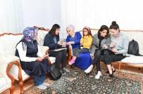 KADINA YÖNELİK ŞİDDETLE MÜCADELE - Büyükşehir Kız Çocuklarının Okumasına Destek Veriyor
