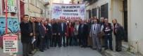 İZMIR VALILIĞI - Ege'de Yaşayan Erzincanlıların Federasyon Hayali Gerçek Oldu