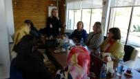 YEŞILBAYıR - Kadın Muhtarlar Derneği Serpil Erenoğlu Açıklaması