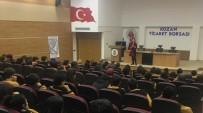 GELECEĞİN MESLEKLERİ - Liselilere 'Meslek Seçimi Ve Kariyer' Semineri