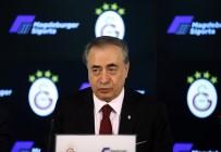 GALATASARAY BAŞKANı - Mustafa Cengiz Açıklaması 'Oyun Oynanırken Kurallar Değişemez'