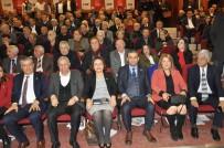 YAŞAR KEMAL - CHP Seyhan İlçe Başkanı Dardağan Yeniden Seçildi