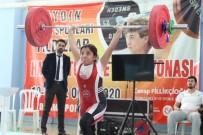 MEHMET TÜRKÖZ - Halter Türkiye Şampiyonası Sona Erdi