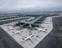 SABİHA GÖKÇEN HAVALİMANI - İstanbul havalimanlarından 104 milyondan fazla yolcu uçtu