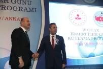 MUHITTIN PAMUK - Kaymakam Pamuk'a 'Üstün Hizmet' Ödülü