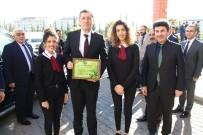 AHMET SALIH DAL - Milli Eğitim Bakanı Selçuk Üniversite De Etkinliklere Katıldı
