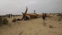 PENCAP - Pakistan'da Zirai İlaçlama Uçağı Düştü Açıklaması 2 Ölü