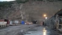 HıZLı TREN - Tamamlandığında Türkiye'nin En Uzun Tüneli Olacak