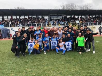 TFF 2. Lig Açıklaması Ergene Velimeşespor Açıklaması 5 - Sakaryaspor Açıklaması 0