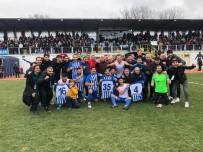 SAKARYASPOR - TFF 2. Lig Açıklaması Ergene Velimeşespor Açıklaması 5 - Sakaryaspor Açıklaması 0
