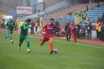 TFF 2. Lig Açıklaması Kardemir Karabükspor Açıklaması 0 - Sivas Belediyespor Açıklaması 0