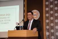 AHMET ÇAKAR - Tütün Ürünlerinde Standart Paket Bilgilendirme Toplantısı