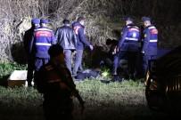 HÜSEYIN ARSLAN - Alacaklısını Öldürmeye Gitmeden, İki Kişiyi Daha Öldürmüş