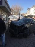 ÇEVRELI - Ankara Korkutan Kaza Açıklaması 7 Yaralı