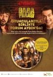 AHMET KURAL - 'Baba Parası' Filminin Oyuncuları Forum Aydın'da