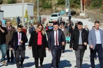 BİSİKLET YOLU - Başkan Yücel Meclis Üyelerine Batı Alanya'daki Projelerini Tanıttı