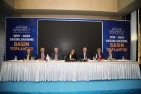 NAİM SÜLEYMANOĞLU - Büyükşehir, 2019-2020 Projelerini Anlattı