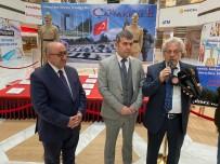 ÇALIŞAN GAZETECİLER GÜNÜ - Çanakkale Müzesi Kaysermall'da Açıldı