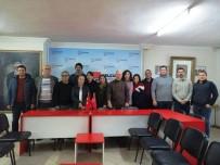 ÇALıKUŞU - CHP Selçuk'ta Görev Dağılımı Yapıldı