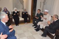 3 ARALıK - Diyanet İşleri Başkanı Ali Erbaş, Ceren Özdemir'in Ailesine Taziye Ziyaretinde Bulundu