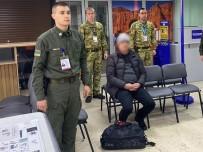 SINIR GÜVENLİĞİ - Interpol'ün Aradığı Türk'e Ukrayna'da Gözaltı