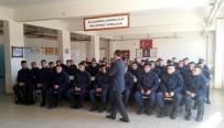 FİLM GÖSTERİMİ - Jandarma Personeli 'Kadına Şiddetle Mücadele' Eğitiminden Geçti