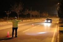 ERDEM BAYAZıT - Kahramanmaraş'ta Sürücülere Denetim