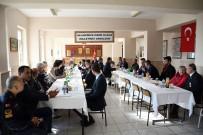 KIBRIS BARIŞ HAREKATI - Kıbrıs Barış Harekatı'na Katılan  Gazilere Milli Mücadele Madalyası Ve Beratı Verildi