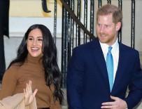 PRENS HARRY - Kraliyet ailesi Prens Harry krizine çözüm için 'zirvede' bir araya gelecek