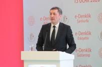 TALIM VE TERBIYE KURULU - Milli Eğitim Bakanı Selçuk Açıklaması 'E-Denklik Modülünü Hayata Geçirmiş Bulunuyoruz'