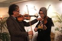 TÜRK EĞITIM VAKFı - Muhammedjan Turdiyev Balıkesirli Sanatseverlerle Buluştu