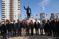 RAUF DENKTAŞ - Rauf Denktaş Ve Fazıl Küçük, Mersin'de Anıldı
