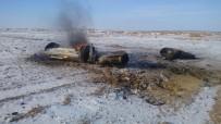BALISTIK - Rusya'nın Balistik Füzesi Kazakistan'a Düştü