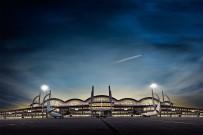 SABİHA GÖKÇEN HAVALİMANI - Sabiha Gökçen Havalimanı 'Yeşil Bina Sertifikası' Aldı