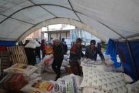 FATIH YıLMAZ - Sındırgı'dan İdlib'e Yardım Tırı