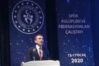 SERVET YARDıMCı - TFF'den, Spor Kulüpleri Ve Federasyonları Çalıştayı'nda 'UEFA Grow' Sunumu