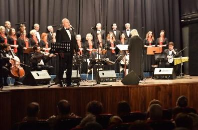 TSM Korosu'ndan Yeni Yıl Konseri