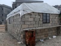 İNSANLIK DRAMI - Türk Hayırseverlerden İdlib'e Mülteci Kampı