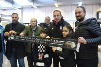 OĞUZHAN ÖZYAKUP - Beşiktaş, Kupa Maçı İçin Erzurum'a Geldi