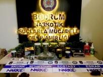 HINT KENEVIRI - Bodrum'da Uyuşturucu Operasyonu