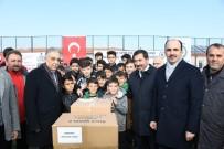 ORHAN TOPRAK - Büyükşehir'den Amatör Spor Kulüplerine Malzeme Desteği